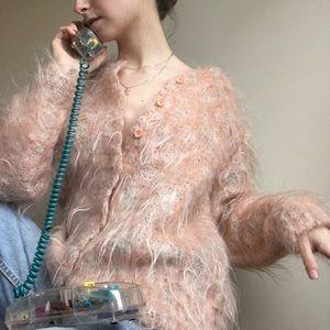VINTAGE Ultra Fuzzy Sweater